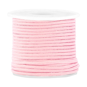 Trendy koord rond surfkoord 2mm Pink