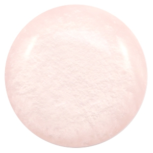 Polaris Elements classic cabochons in 35 mm Mosso shiny Whisper pink