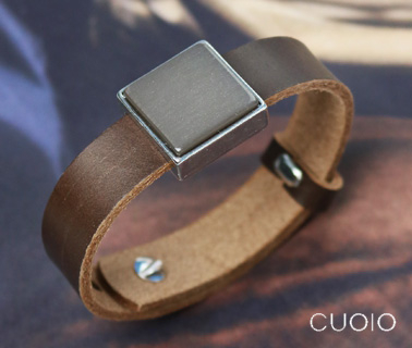 Cuoio armbanden for men