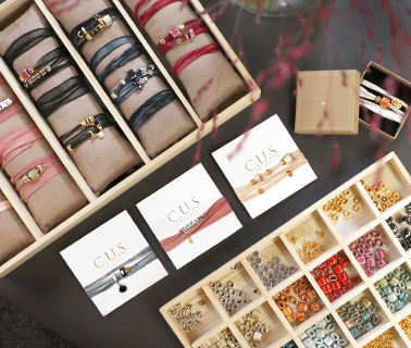New in:  C.U.S collectie, Changeable Unique Style sieraden